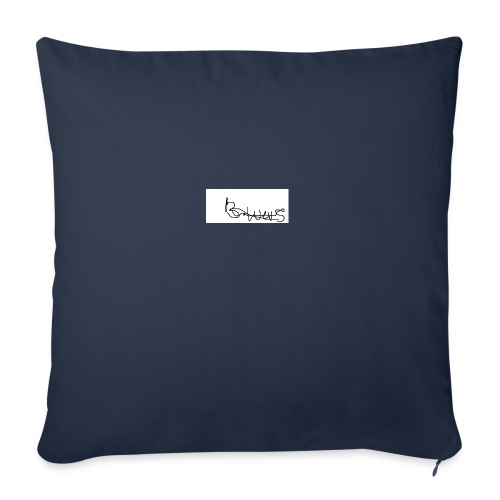 new tick range - Sofa pillowcase 17,3'' x 17,3'' (45 x 45 cm)