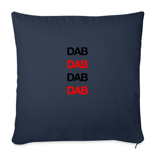 Dab - Sofa pillowcase 17,3'' x 17,3'' (45 x 45 cm)