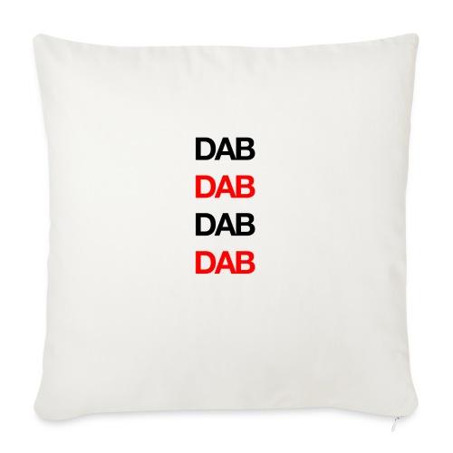 Dab - Sofa pillowcase 17,3'' x 17,3'' (45 x 45 cm)