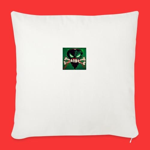 Delirious Music Productions - Sofa pillowcase 17,3'' x 17,3'' (45 x 45 cm)
