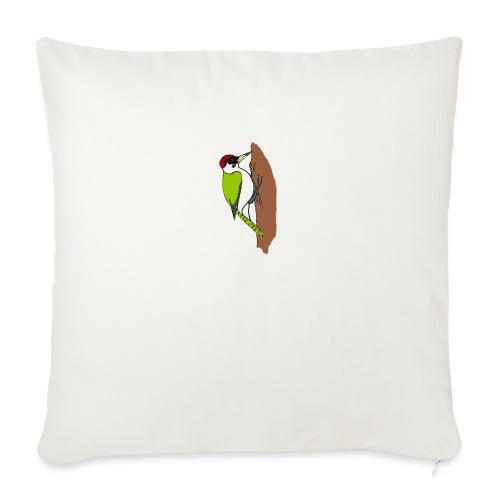 pivert - Housse de coussin décorative 45x 45cm