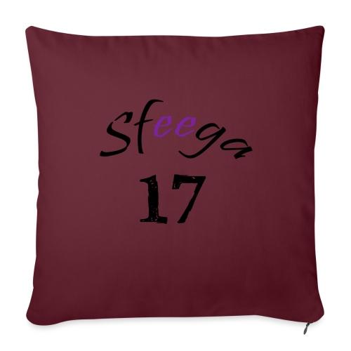 Sfeega - Copricuscino per divano, 45 x 45 cm