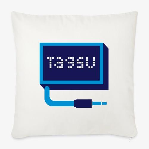 Tagsu logo - Sohvatyynyn päällinen 45 x 45 cm