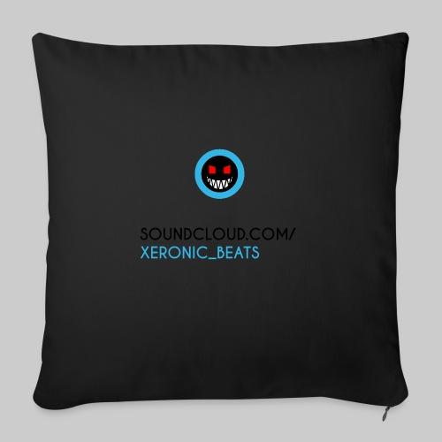 XERONIC LOGO - Sofa pillowcase 17,3'' x 17,3'' (45 x 45 cm)