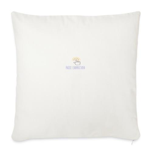 GADGET RADIO GIARRATAnNA - Copricuscino per divano, 45 x 45 cm