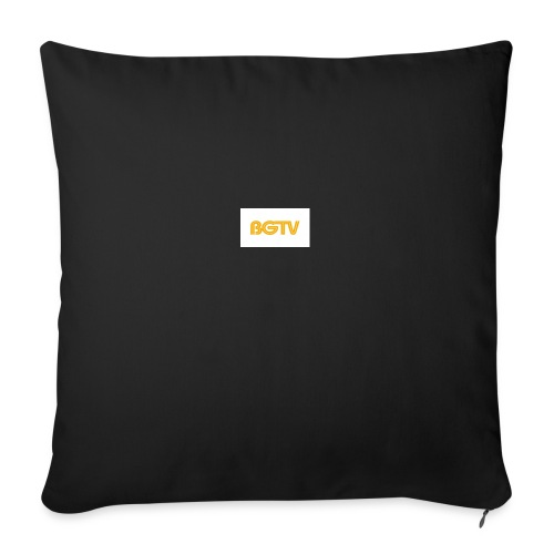 BGTV - Sofa pillowcase 17,3'' x 17,3'' (45 x 45 cm)