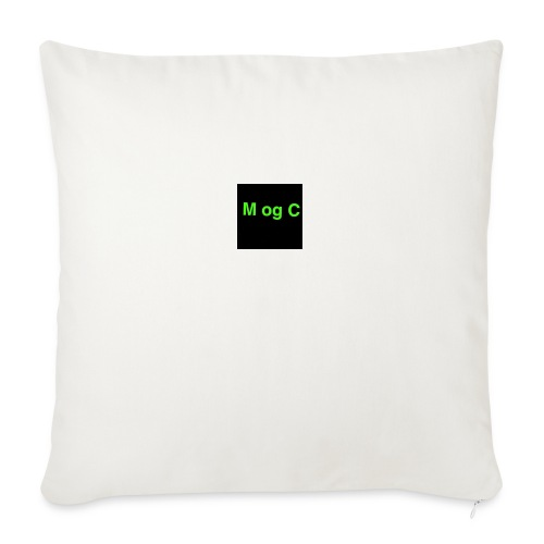 mogc - Pudebetræk 45 x 45 cm