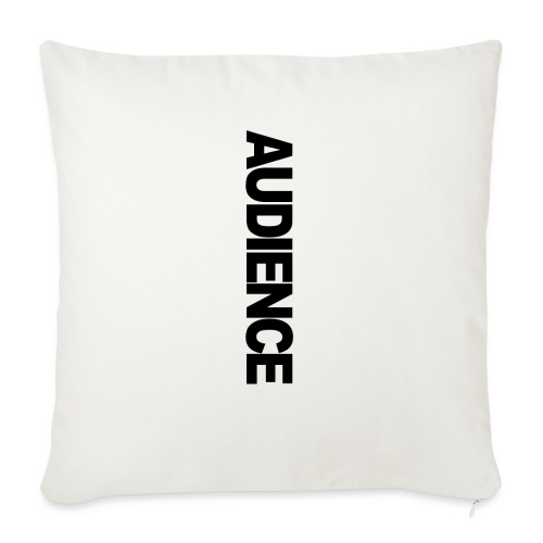 audienceiphonevertical - Sofa pillowcase 17,3'' x 17,3'' (45 x 45 cm)