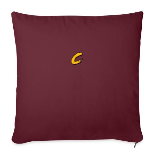 Chuck - Housse de coussin décorative 45x 45cm