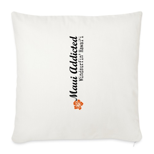 MAddLogoVert ai - Sofa pillowcase 17,3'' x 17,3'' (45 x 45 cm)