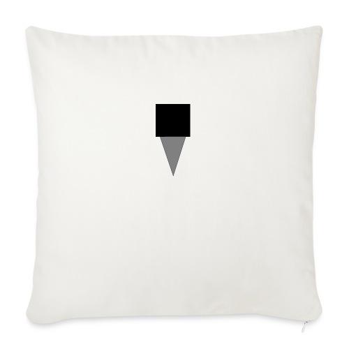 Mystery Mike Hat - Sofa pillowcase 17,3'' x 17,3'' (45 x 45 cm)