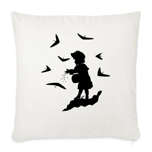 HG FEEDING WINGS - Sofa pillowcase 17,3'' x 17,3'' (45 x 45 cm)