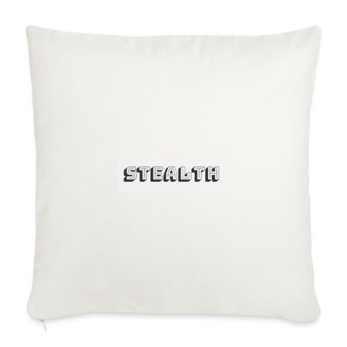Stealth - Sofa pillowcase 17,3'' x 17,3'' (45 x 45 cm)
