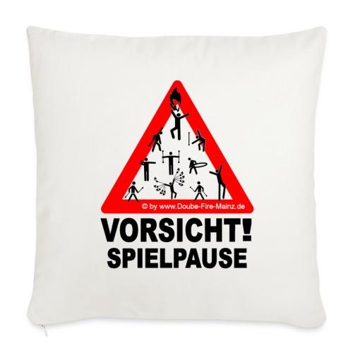 stickerspielpause - Sofakissenbezug 44 x 44 cm