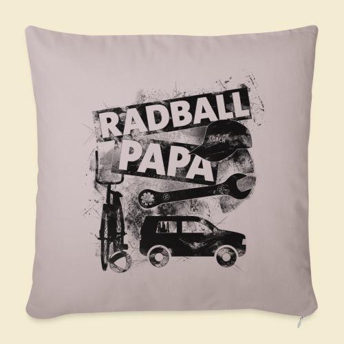 Radball | Papa - Sofakissenbezug 44 x 44 cm
