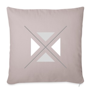 triangles-png - Sofa pillow cover 44 x 44 cm