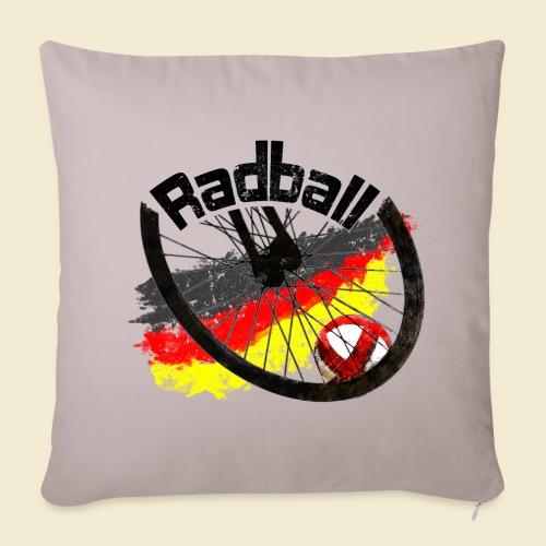 Radball | Deutschland - Sofakissenbezug 44 x 44 cm