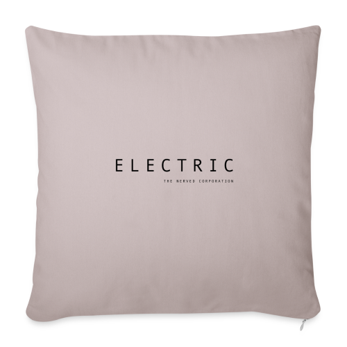 Electric - Sofa pillow cover 44 x 44 cm