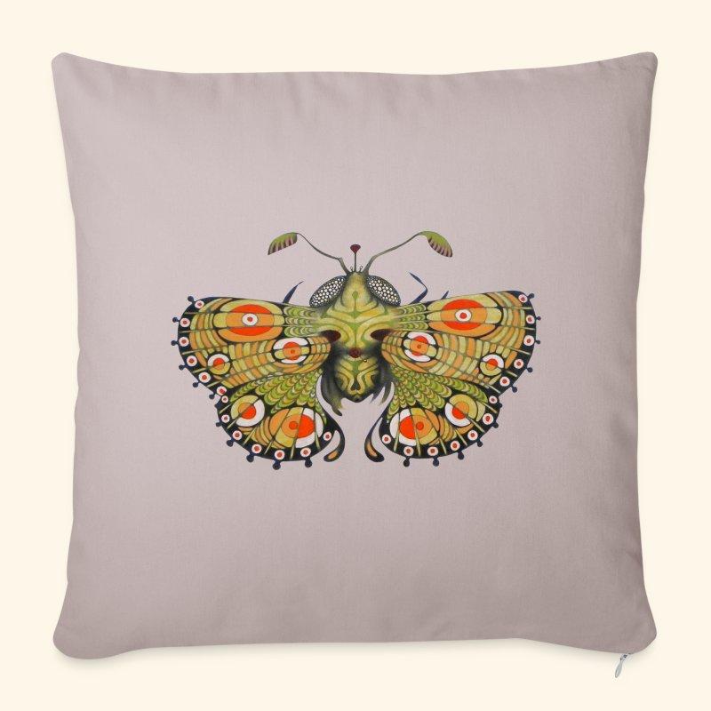 Copricuscino per divano con butterfly 100155294 - Copricuscino divano ...