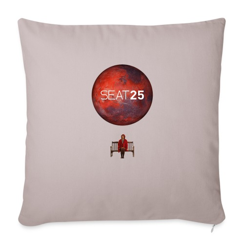 Faye and Mars - Sofa pillow cover 44 x 44 cm
