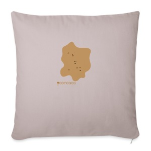 Baby bodysuit with Baby Poo - Sofa pillow cover 44 x 44 cm