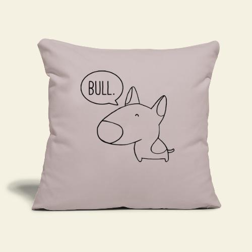 bull - Sohvatyynyn päällinen 45 x 45 cm