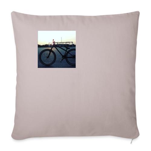Motyw 2 - Poszewka na poduszkę 45 x 45 cm