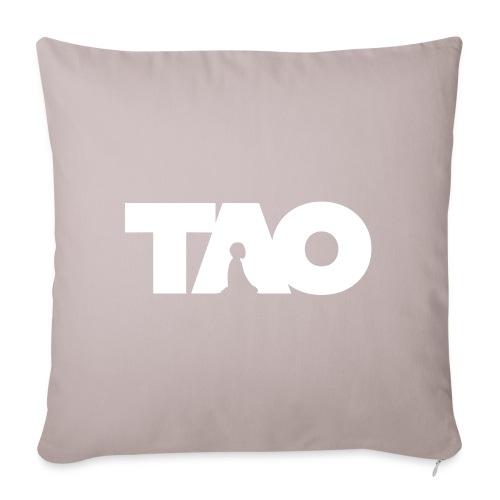 Tao meditation - Housse de coussin décorative 45x 45cm