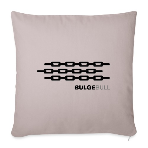 bulgebull 1 - Sofa pillowcase 17,3'' x 17,3'' (45 x 45 cm)