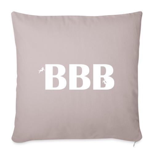 BBB Best Belay Buddy - Sofakissenbezug 44 x 44 cm