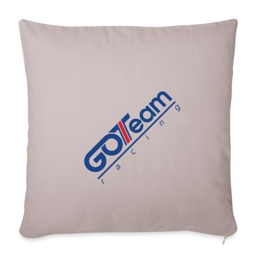 GOTeam Racing Blue - Soffkuddsöverdrag, 45 x 45 cm
