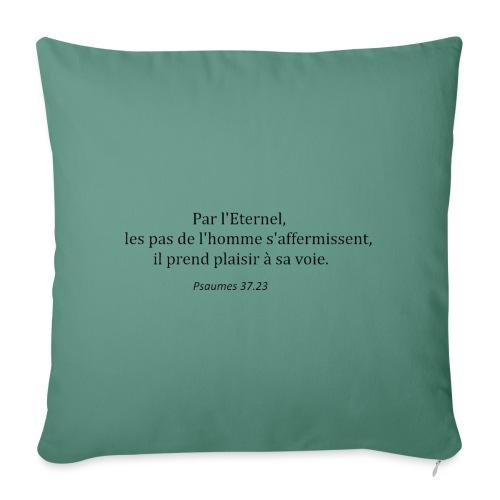 psaumes 37.23 - Housse de coussin décorative 45x 45cm