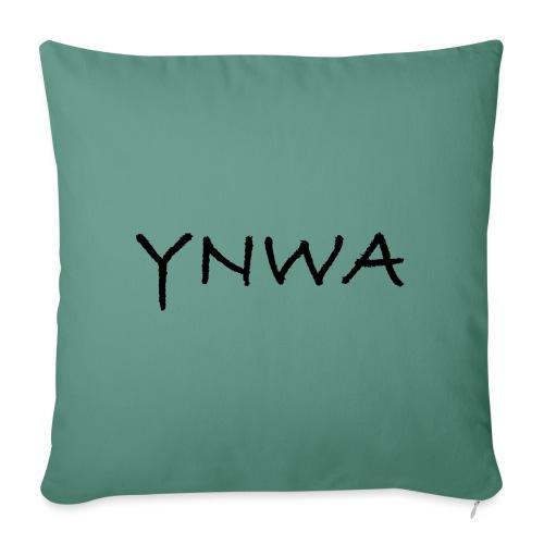 YNWA #1 - Sofakissenbezug 44 x 44 cm