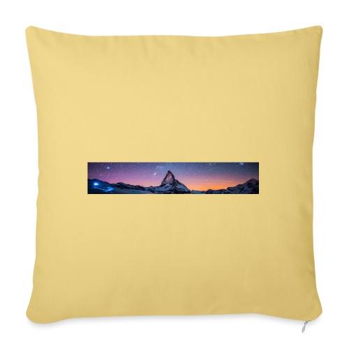Mountain sky - Sofakissenbezug 44 x 44 cm