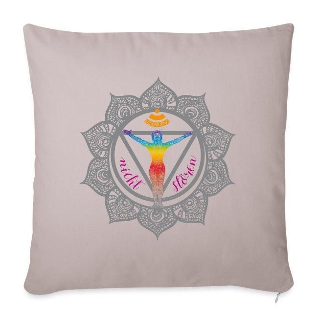 Yoga-Sonnengruß-Chakra