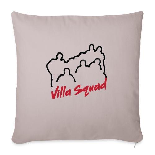 Villa Squad - Copricuscino per divano, 45 x 45 cm