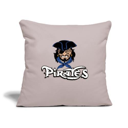 Pirates 1984 - Copricuscino per divano, 45 x 45 cm