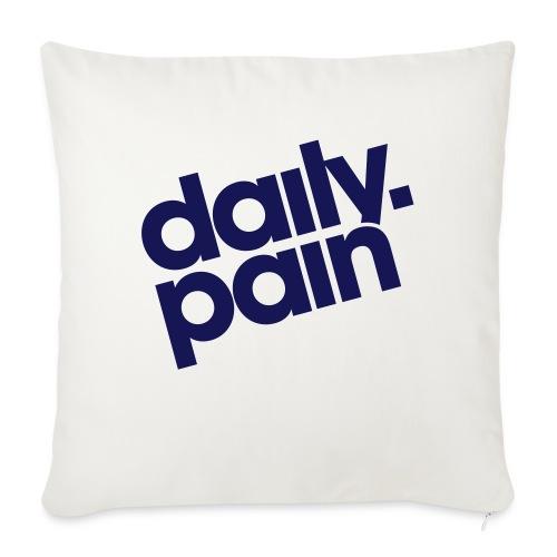 daily pain classic - Poszewka na poduszkę 45 x 45 cm