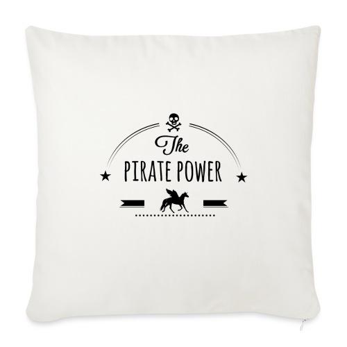 Pirate Power - Housse de coussin décorative 45x 45cm