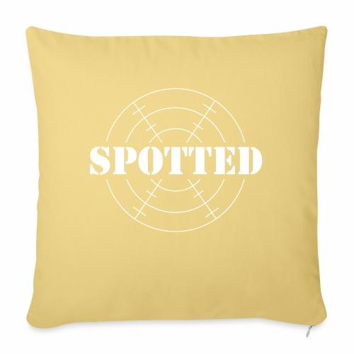 SPOTTED - Sofa pillowcase 17,3'' x 17,3'' (45 x 45 cm)