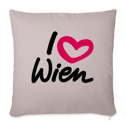 I love Wien. - Sofakissenbezug 44 x 44 cm
