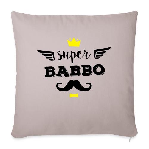 Super Babbo - Copricuscino per divano, 45 x 45 cm