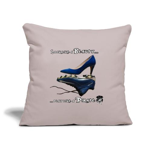 Beauty Pirate - Copricuscino per divano, 45 x 45 cm