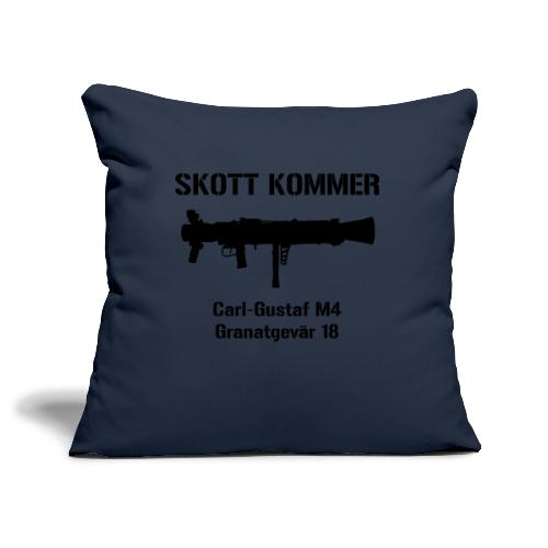 Skott Kommer CGM4 - Soffkuddsöverdrag, 45 x 45 cm