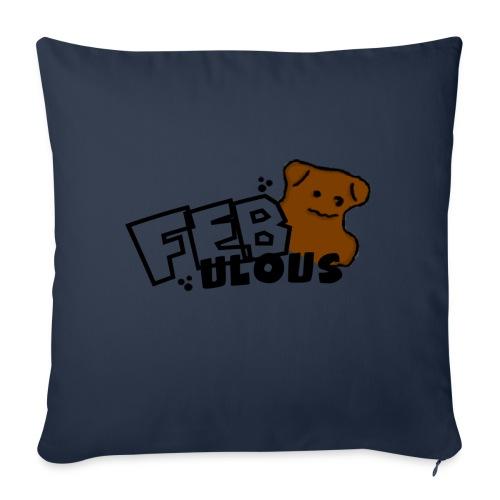 SOGailjaja - Sofa pillowcase 17,3'' x 17,3'' (45 x 45 cm)