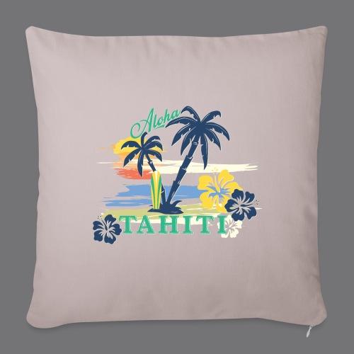 ALOHA TAHITI Tee Shirts - Sofa pillowcase 17,3'' x 17,3'' (45 x 45 cm)