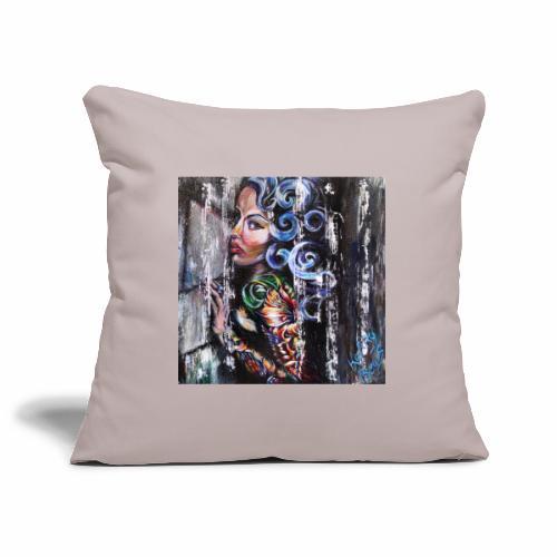 Butterfly Sugar Baby - Sofa pillowcase 17,3'' x 17,3'' (45 x 45 cm)