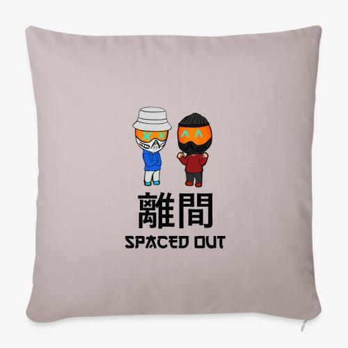 SPACED OUT (Chibi) - Sofa pillowcase 17,3'' x 17,3'' (45 x 45 cm)