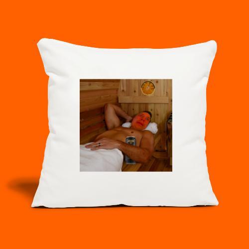 OrangeFullTopi - Sohvatyynyn päällinen 45 x 45 cm