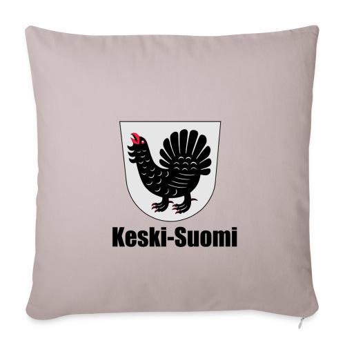 Keski-Suomi vaakuna tuote - Sohvatyynyn päällinen 45 x 45 cm